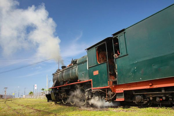 North Borneo Steam Train